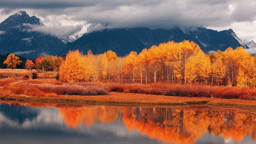Playground Earth | Boulder | Fall Colors