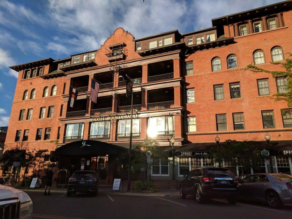 Playground Earth | Boulder | Boulderado Hotel