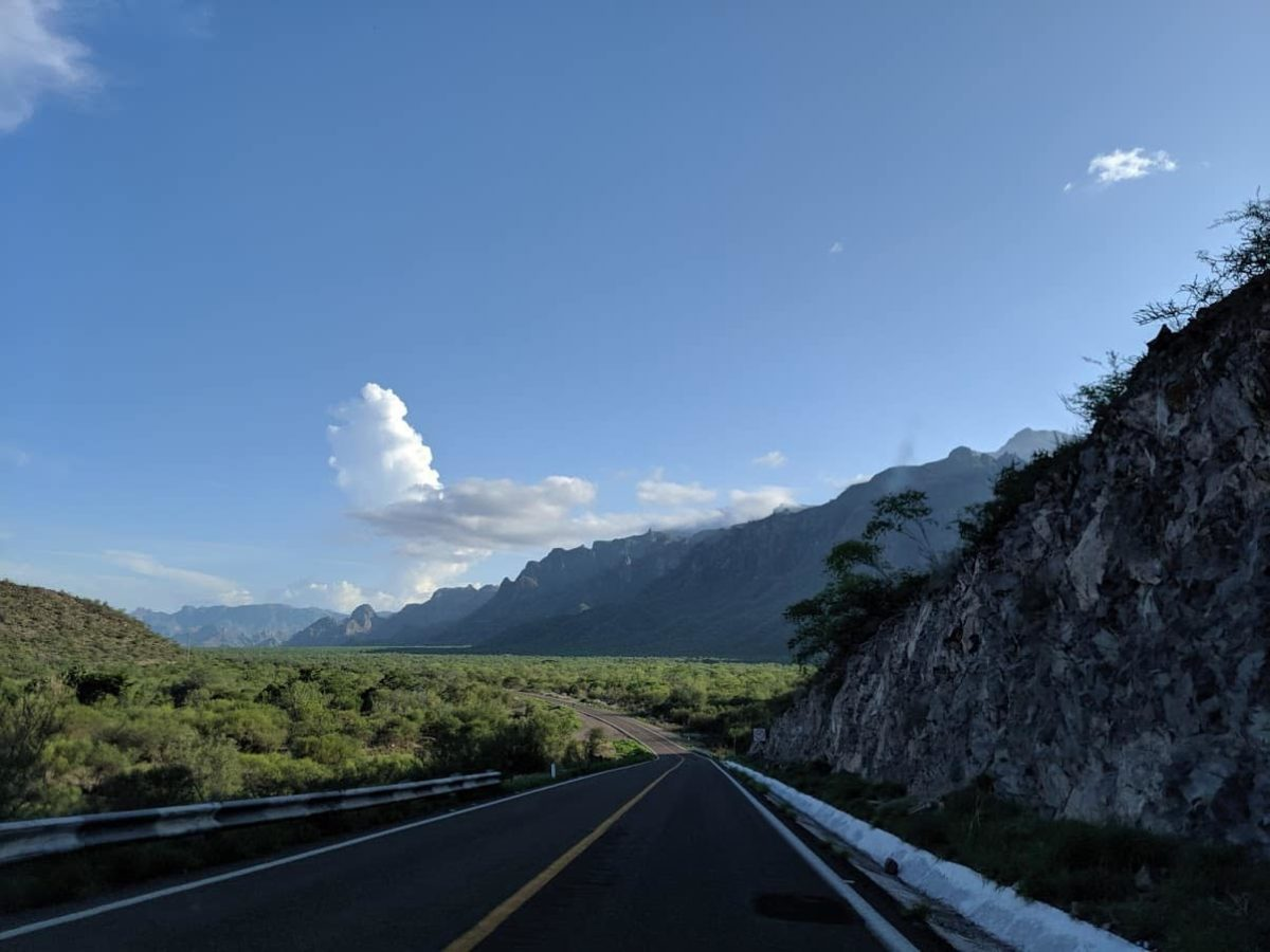 Playground Earth   The Road to San Javier   Loreto Mexico