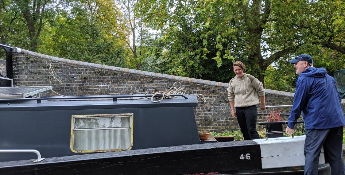 Playground Earth | Oxford Canals l Boat Ride