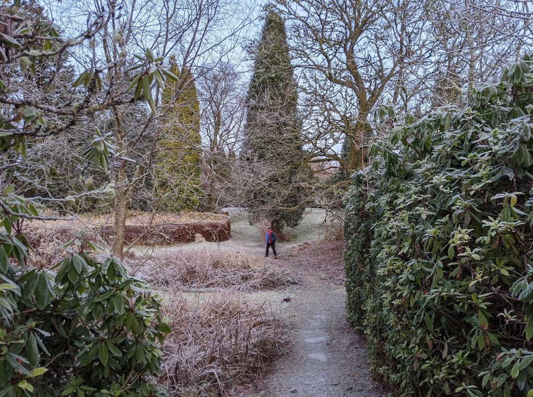 Playground Earth | Fort William l Inverlochy Castle Grounds