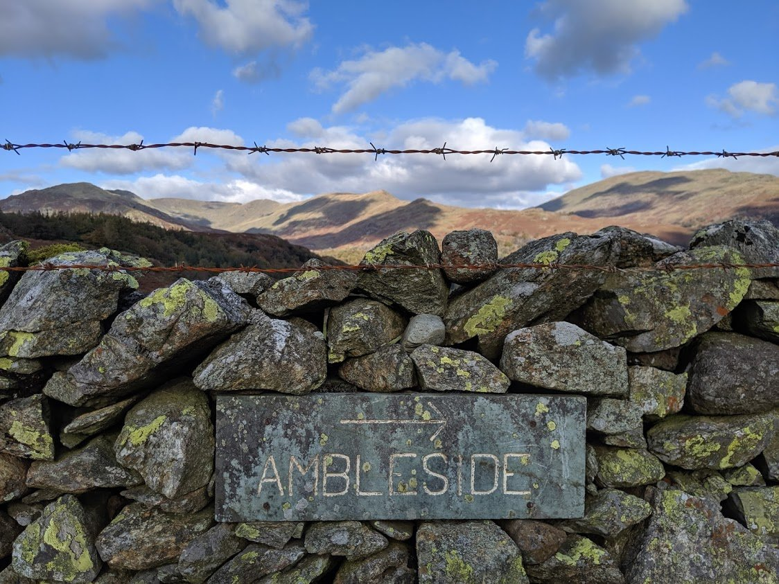 Playground Earth | Lake District National Park l Ambleside Hike