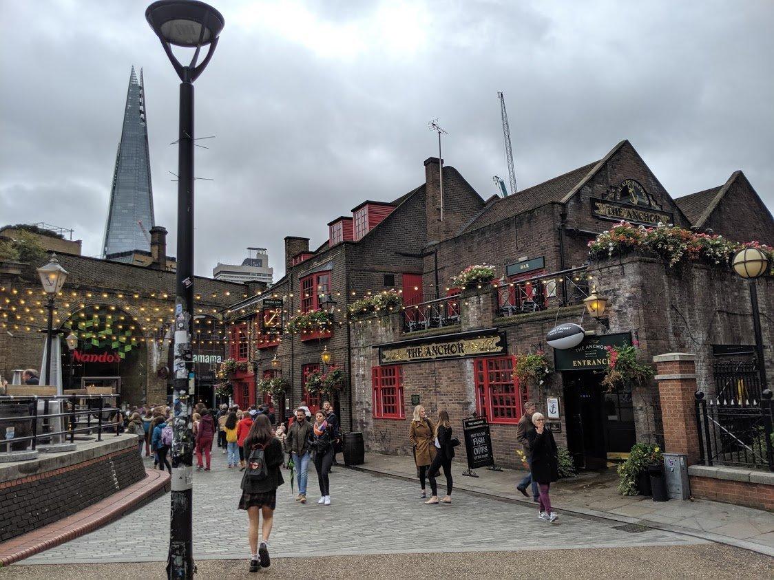 Playground Earth | London | City Center