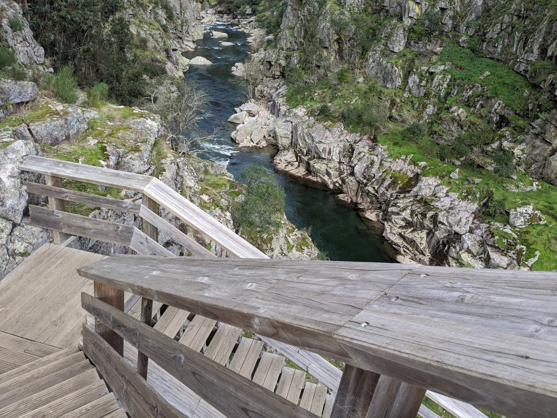 Playground Earth | Paiva River Walk | The last mile