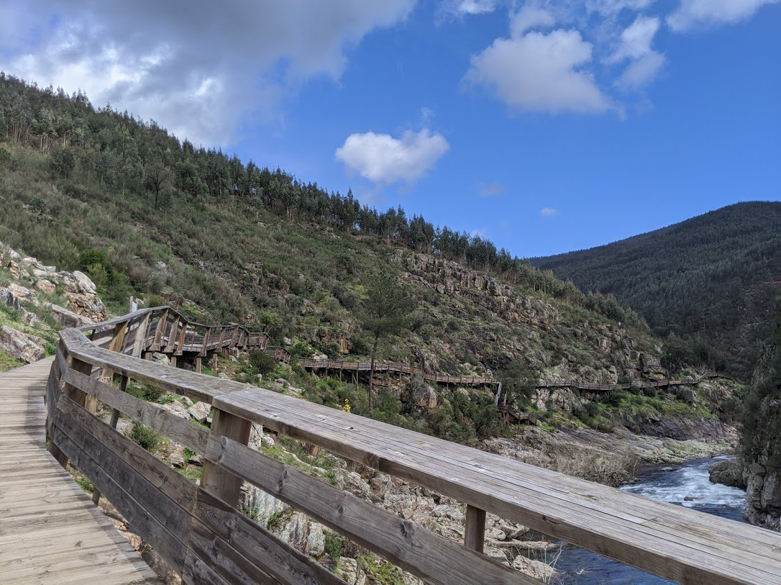 Playground Earth | Paiva River Walk | Long stretch
