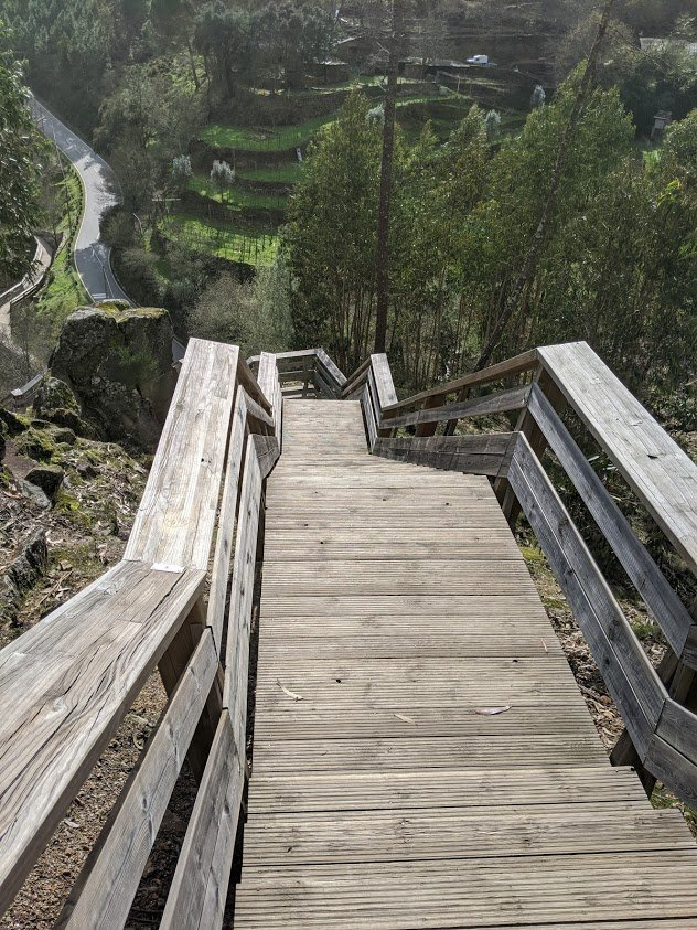 Playground Earth | Paiva River Walk | Easy Downhill