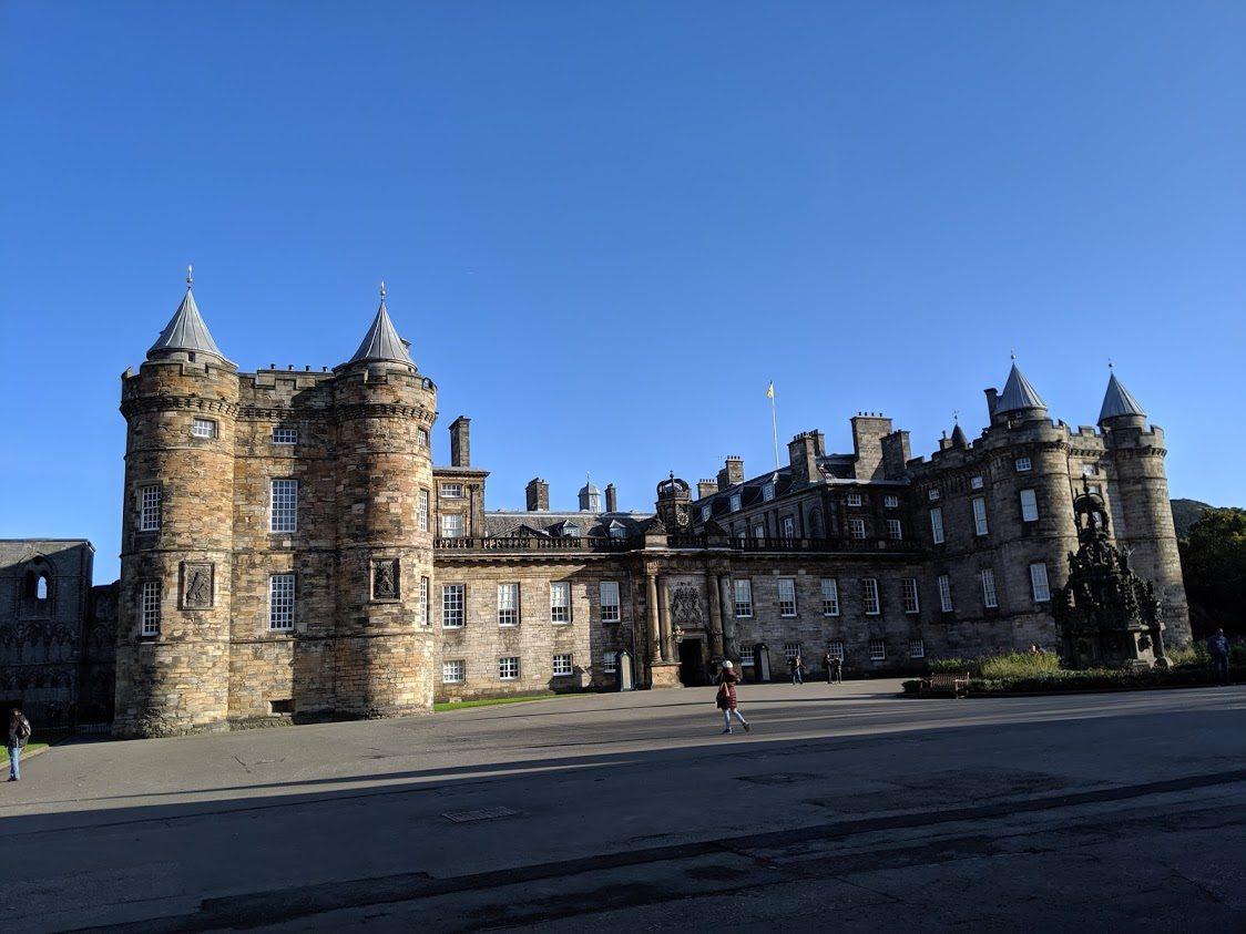 Playground Earth | Edinburgh | Castle