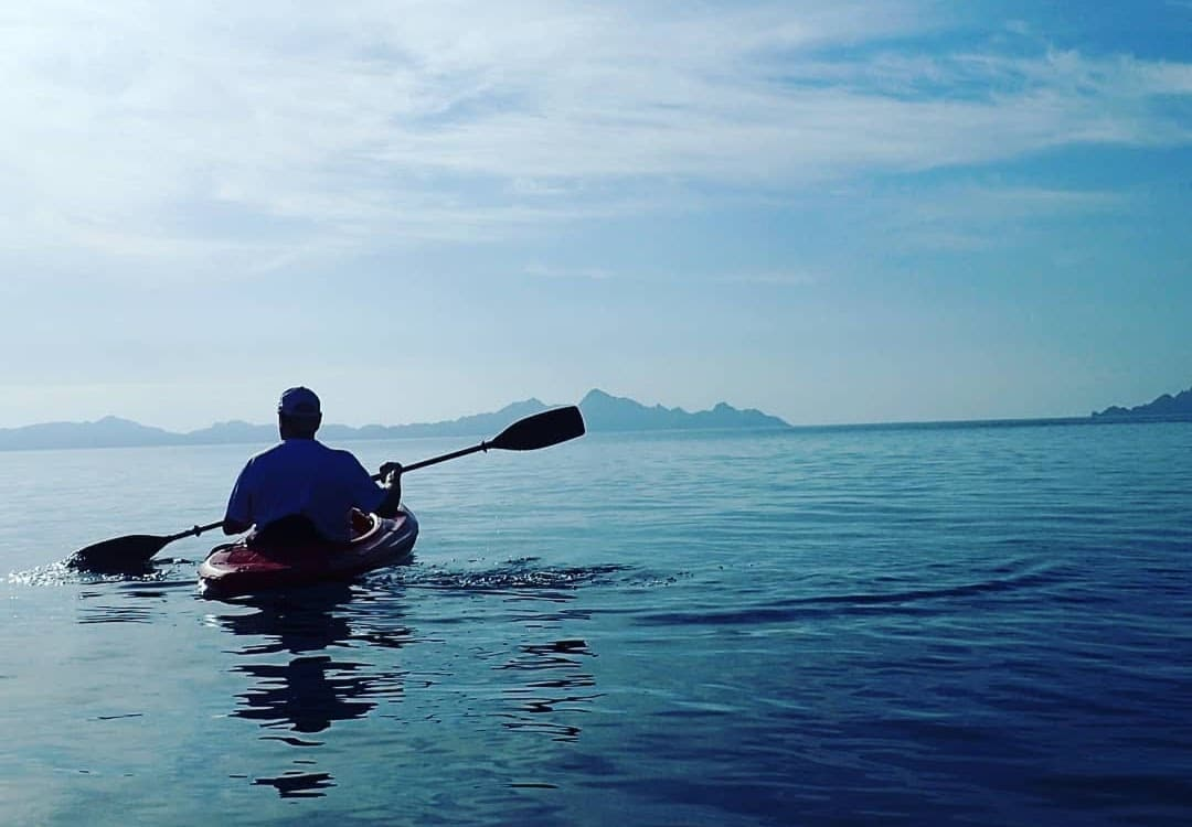 Playground Earth | Loreto l Kayaking in the Bay