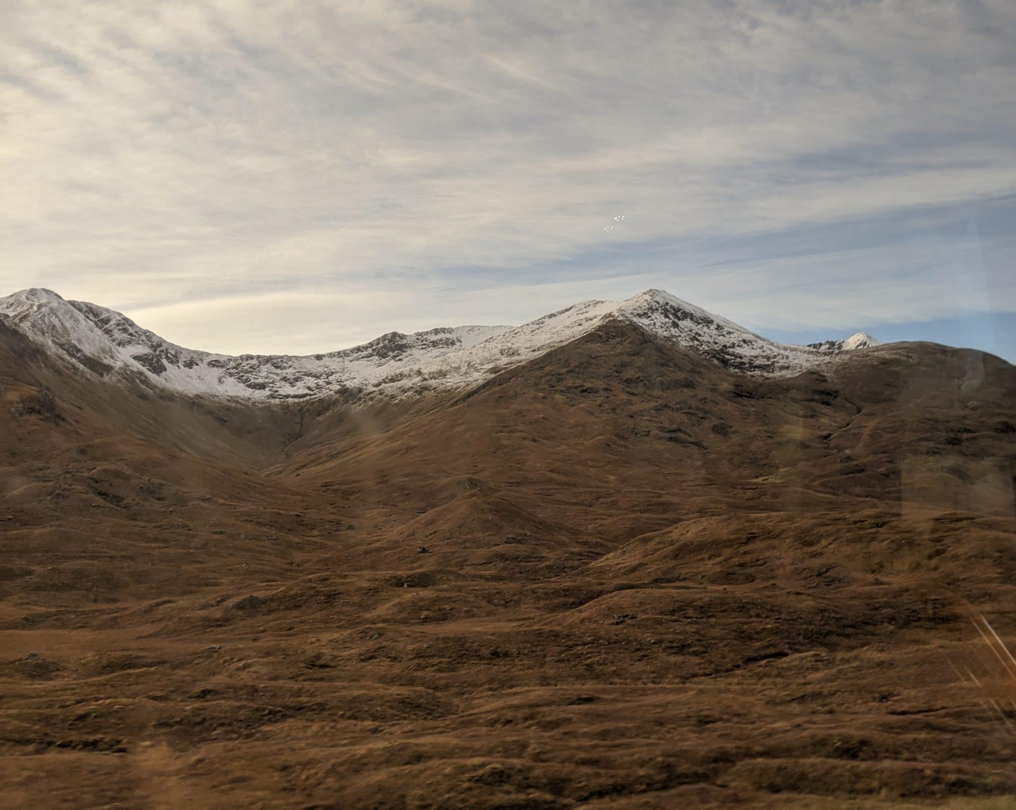 Playground Earth   Travelling across the Scottish Highlands