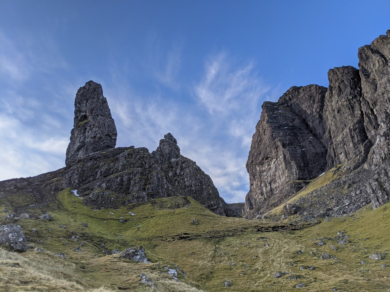 Playground Earth   Old Man of Storr