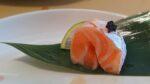 Playground Earth l P'Alma Sushi l Salmon Sashimi